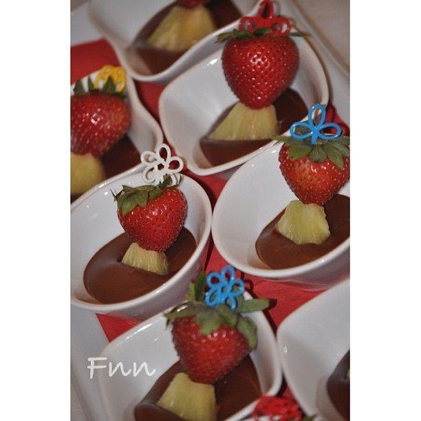 Pin By Sana S On Food Presentation Food Presentation Food Strawberry