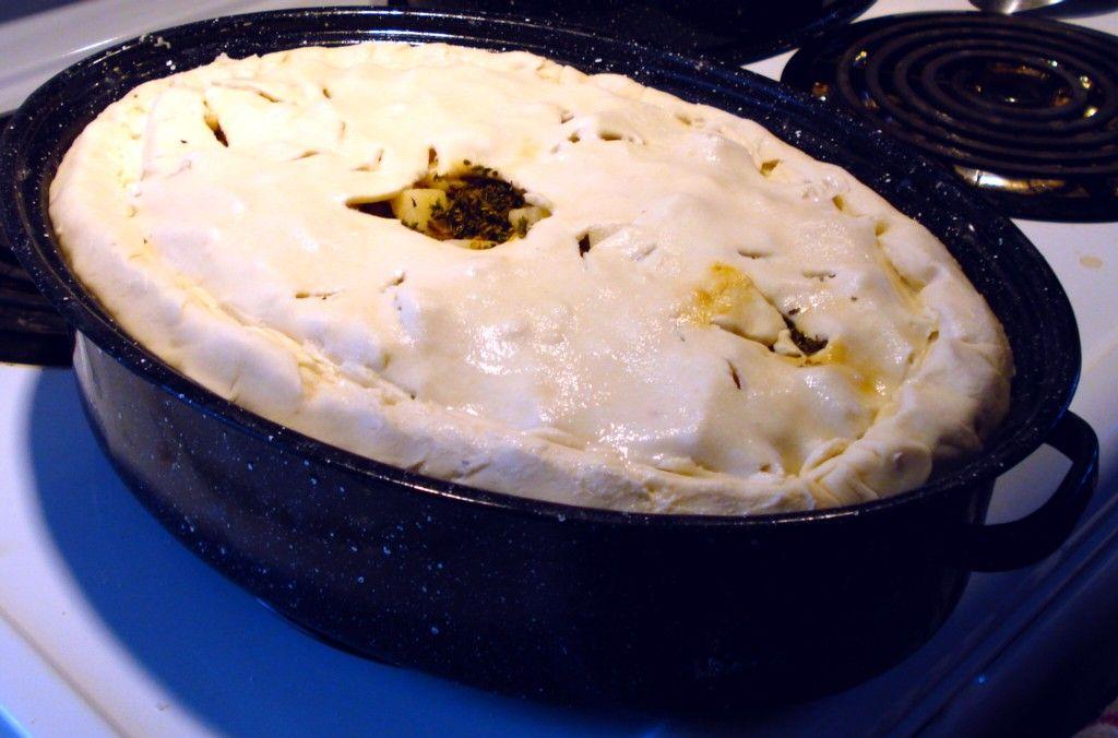 Six-pâtes (ou cipaille ou cipâte) | Recette tourtière ...