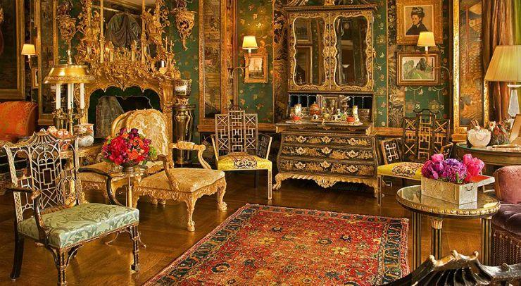 Ann Getty Best Interior Interior Designers Elegant Interiors