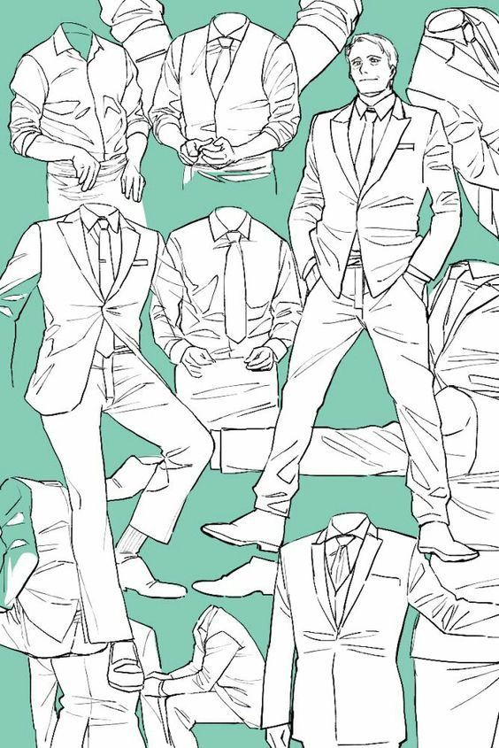 Body Kun & Body Chan - Figurines Manga pour artistes