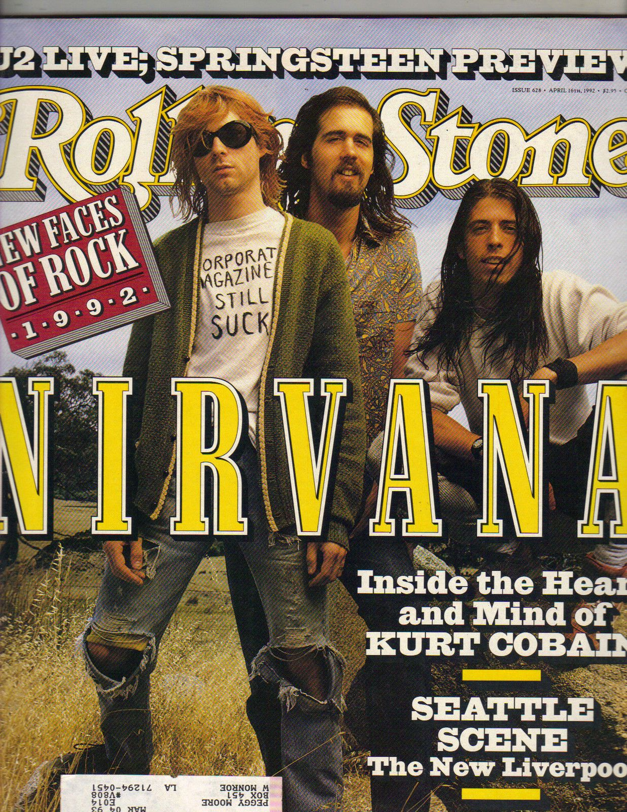 Breaking News Nirvana Was The Last Band That Really Mattered