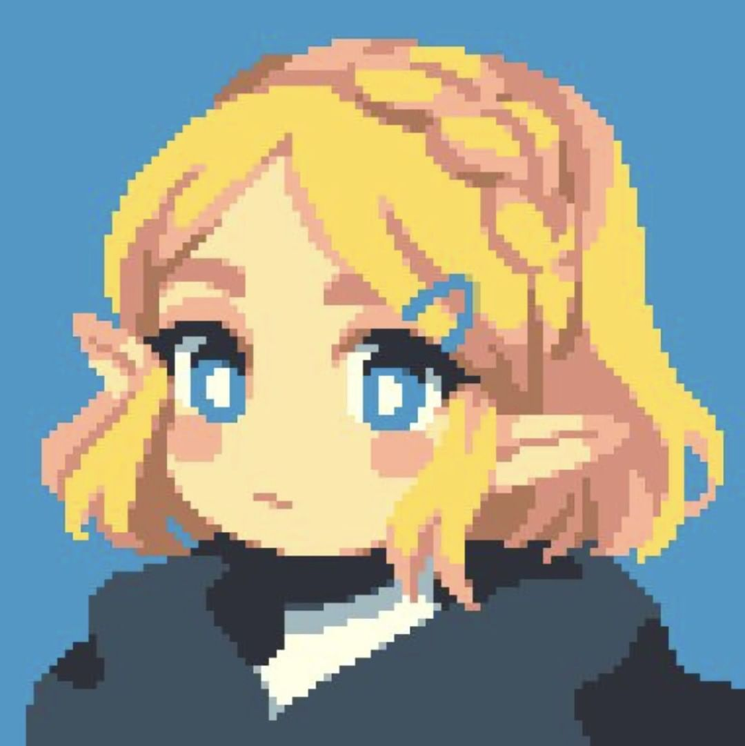 Legend of Zelda Breath of the Wild sequel inspired pixel