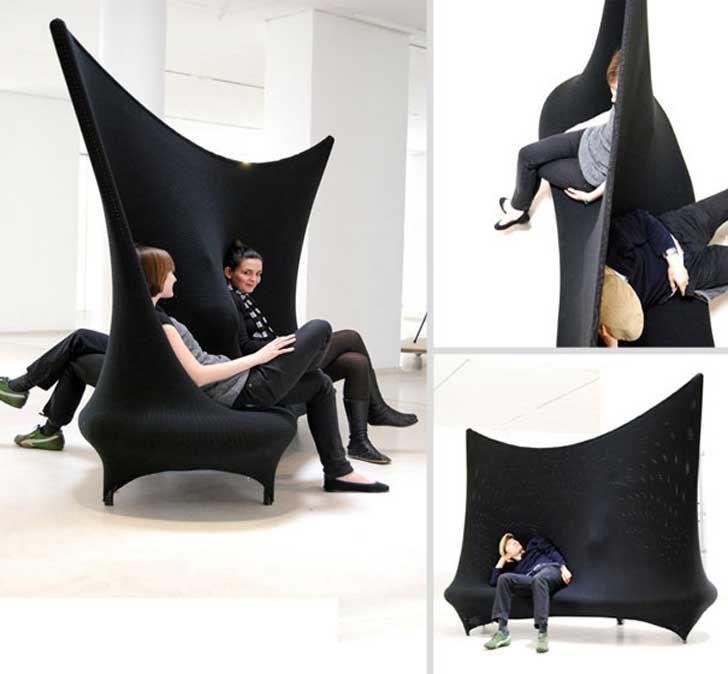 Elegant 20 Creativos Diseños De Sofá Design