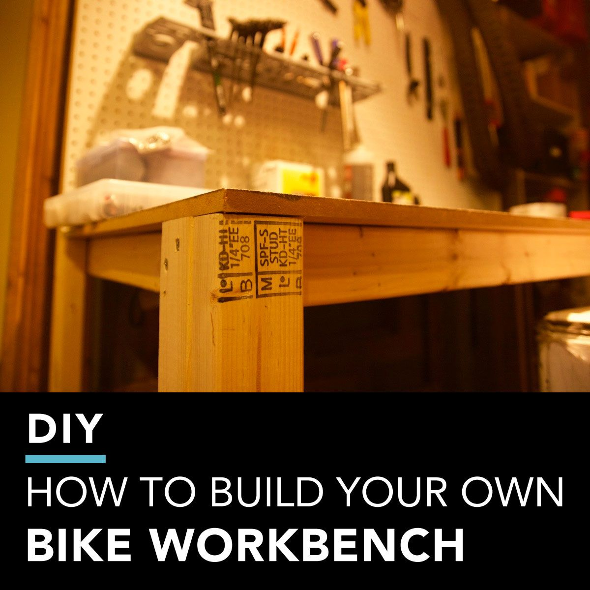 Terrific Diy How To Build Your Own Bike Workbench Diy Mtb Repair Andrewgaddart Wooden Chair Designs For Living Room Andrewgaddartcom