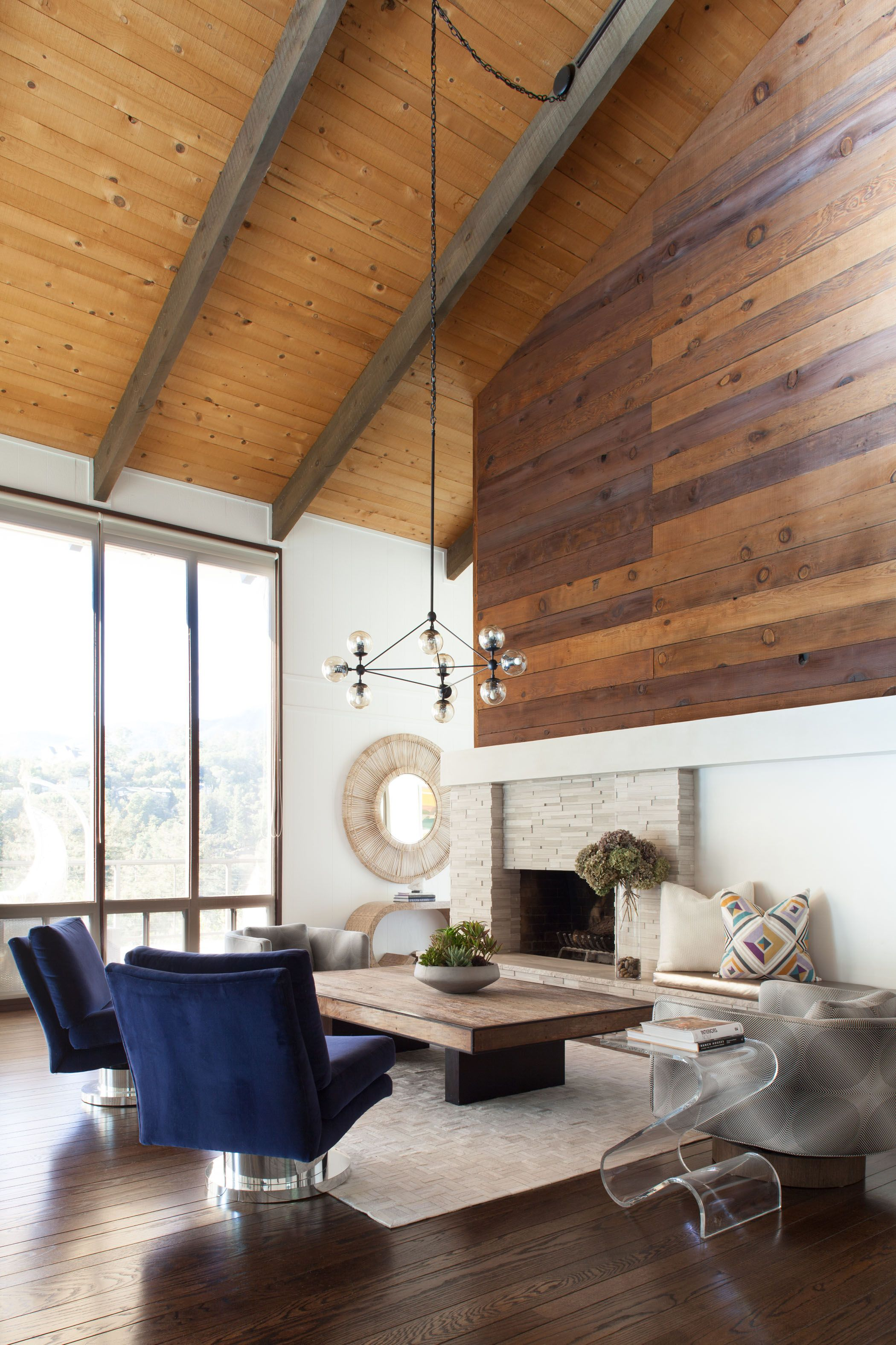 Hillside modern home mill valley california