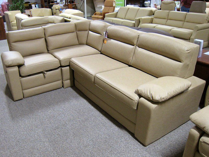 Flexsteel Extenda Couch With Sofa Sleeper