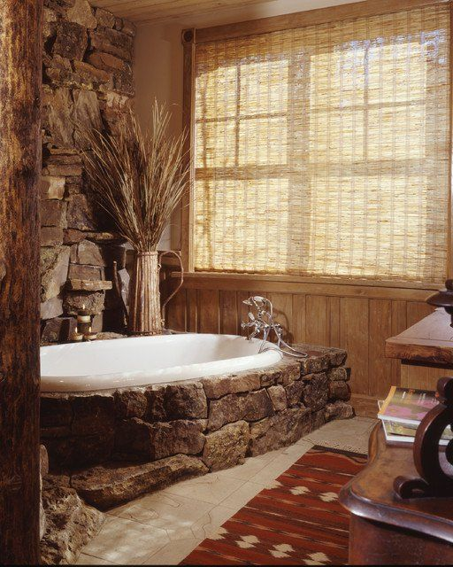 Elegant 17 Charming Bathtubs Made Of Natural Stone For More Pleasant Look