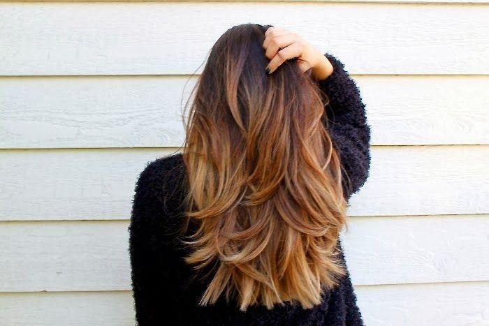 Healthy Chopped Ombre - Hairstyles And Beauty Tips
