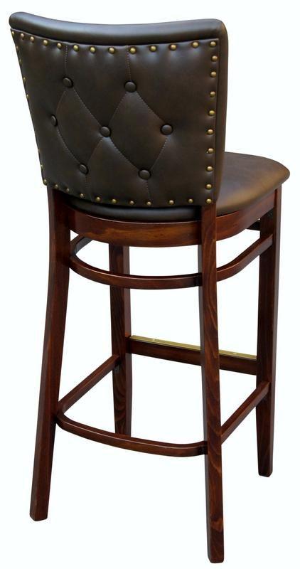 Remarkable Wood Bar Stool 24020Eft Restaurant Wood Chair Richardson Inzonedesignstudio Interior Chair Design Inzonedesignstudiocom