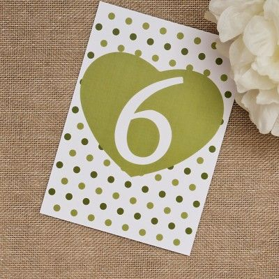polka dot party table numbers pinterest polka dot party table