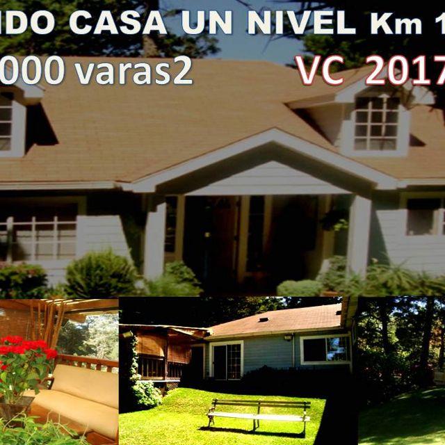 Casa de un nivel k 16.5 Carretera a El Salvador