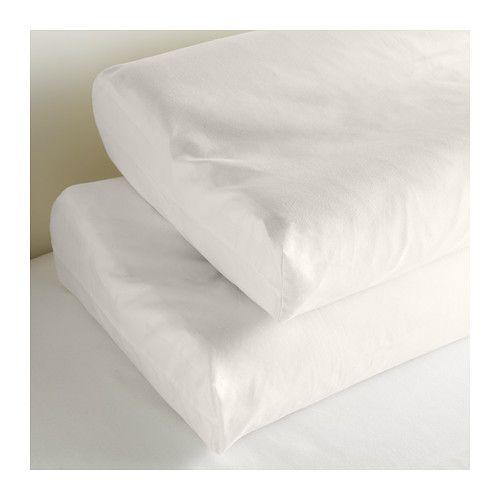 dvala taie oreiller mémoire de forme, blanc | oreiller memoire de