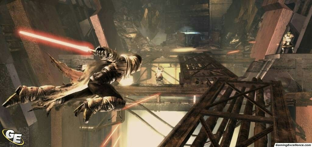 Pin By Boba Fett On The Force Unleashed Star Wars The Force Unleashed Jedi Master