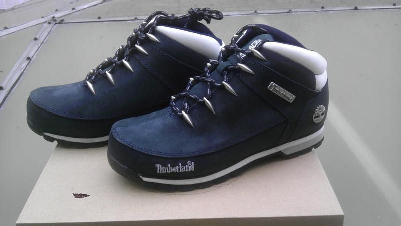 d7db945acb0 Timberland Authentic Authentic Euro Sprint Hiker Winter Boot Navy ...