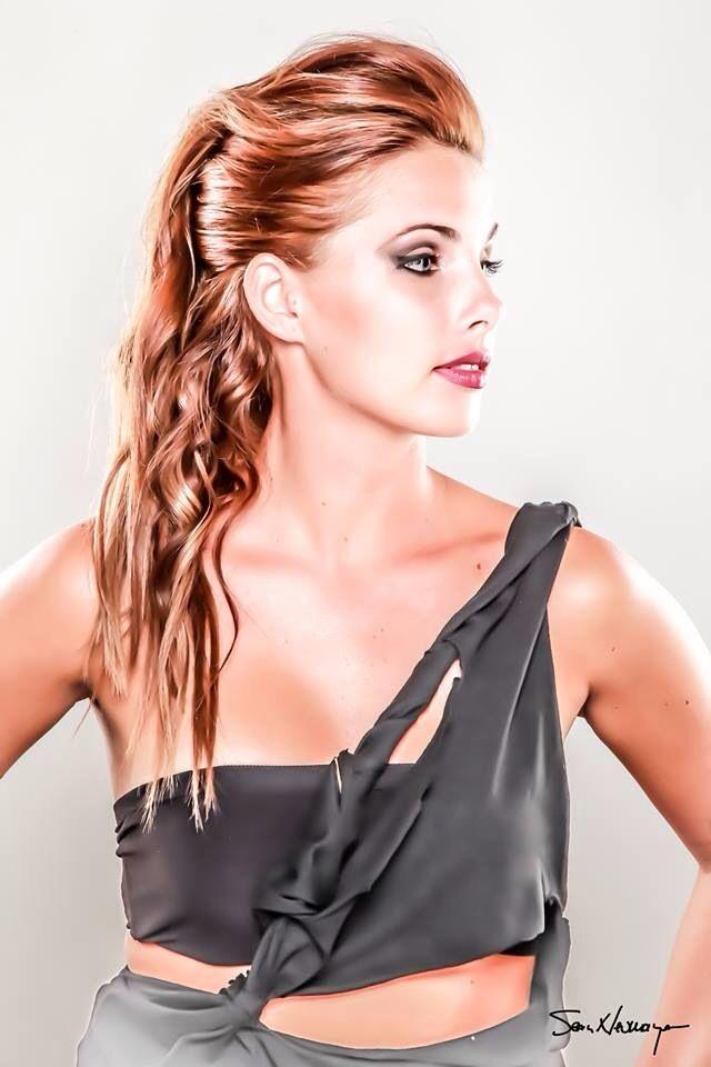 Hair- makeup- outfit : amber blake  Model : danielle wallace  Photo: sean neumayer