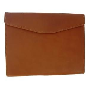 LetterSize Envelope Padfolio In Leather  Bags  Wallets