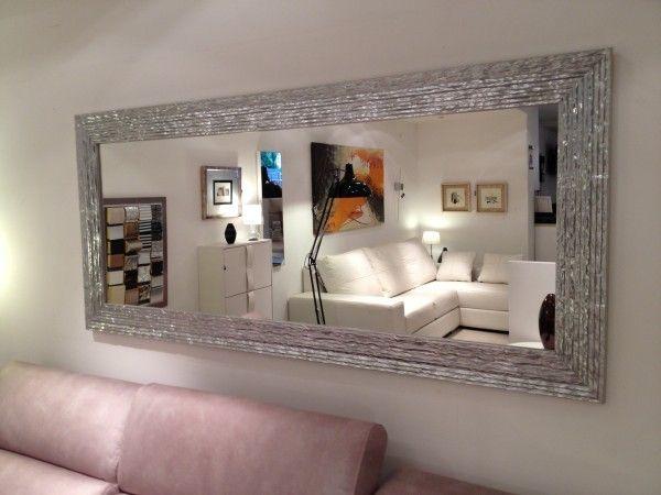 Marcos de espejos modernos buscar con google sala for Decoracion de salas con espejos grandes
