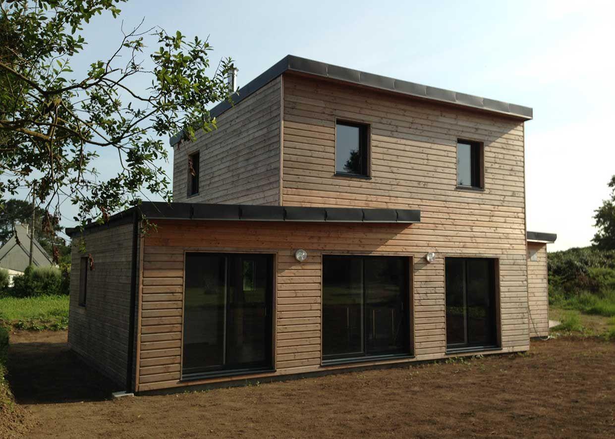 d couvrez les r alisations et exemples de maisons de akabois constructeur de maison bois et. Black Bedroom Furniture Sets. Home Design Ideas