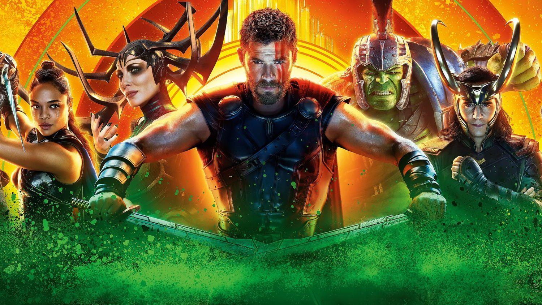 New Tv Spot For Thor Ragnarok Offers More Humor No Team Only Hulk Geektyrant Film Thor Ragnarok Films Marvel Walt Disney Pictures
