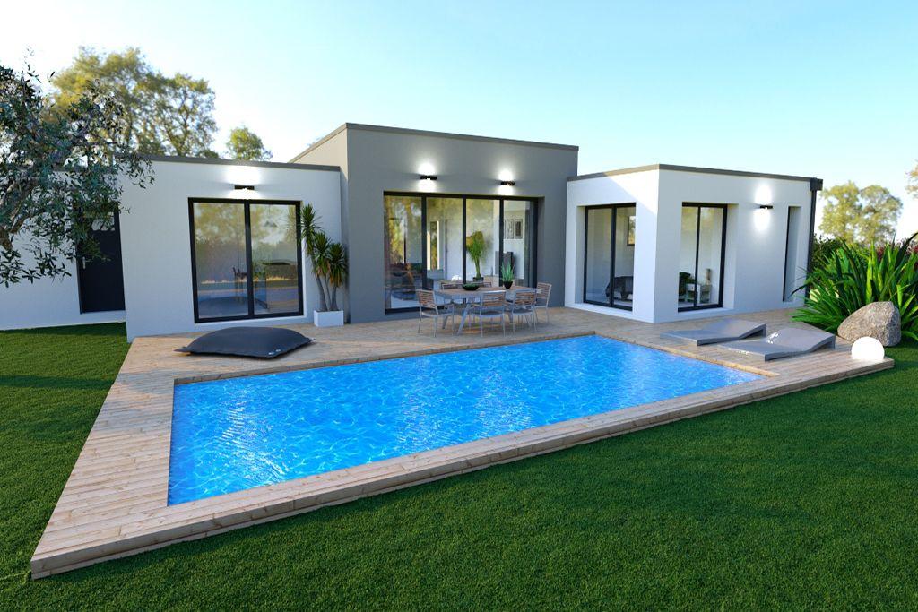 Nos Agences De Construction De Maisons En Gironde Maison Architecte Moderne Plan Maison Architecte Maison Architecte
