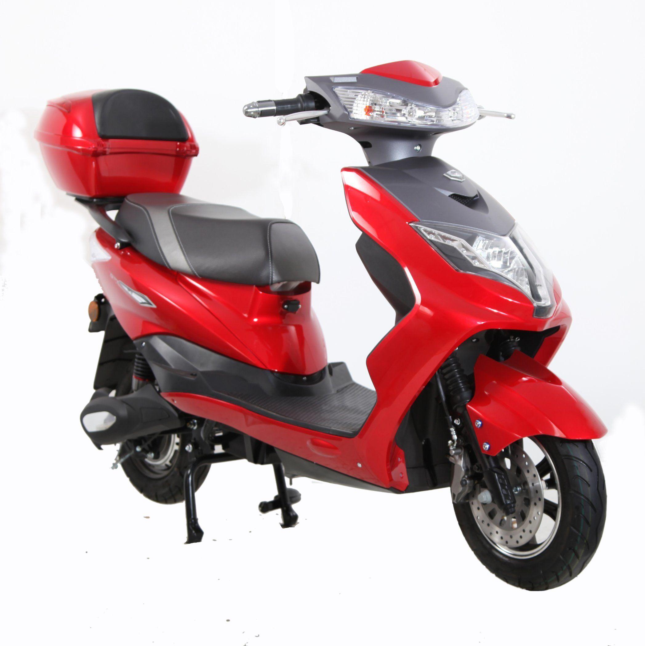 India Arai Certificate Hot Sold Electric Scooter