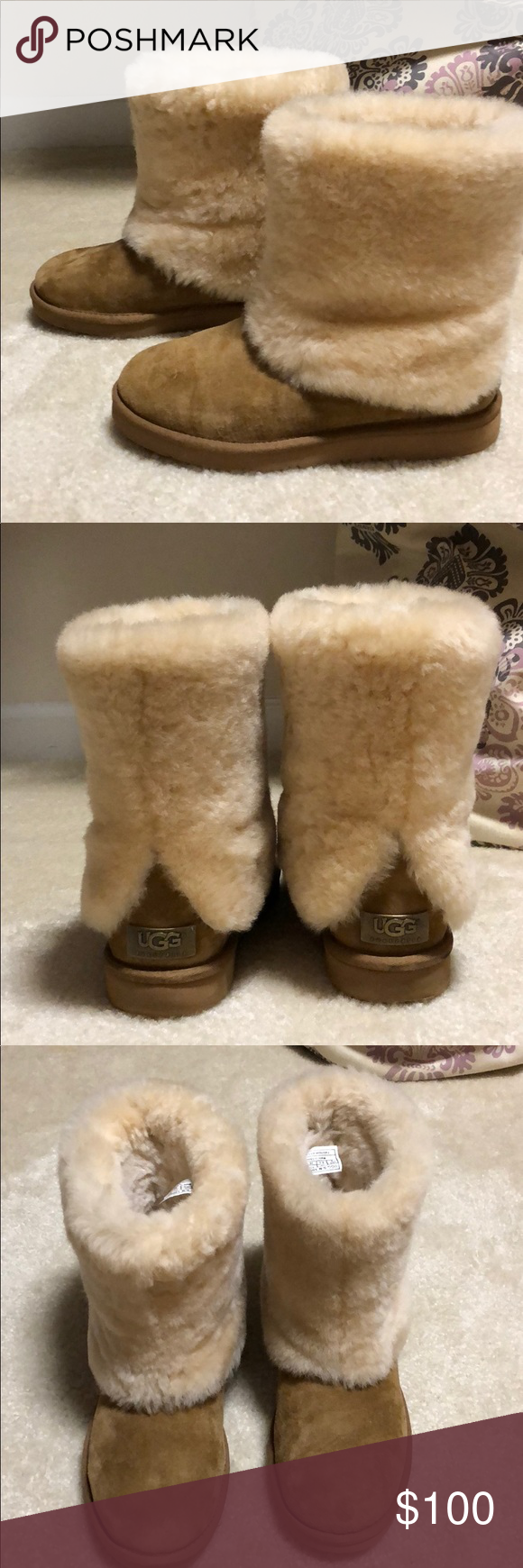0aadb7d2c31 UGG Australia Patten Bootie Great used condition. Barely worn ...