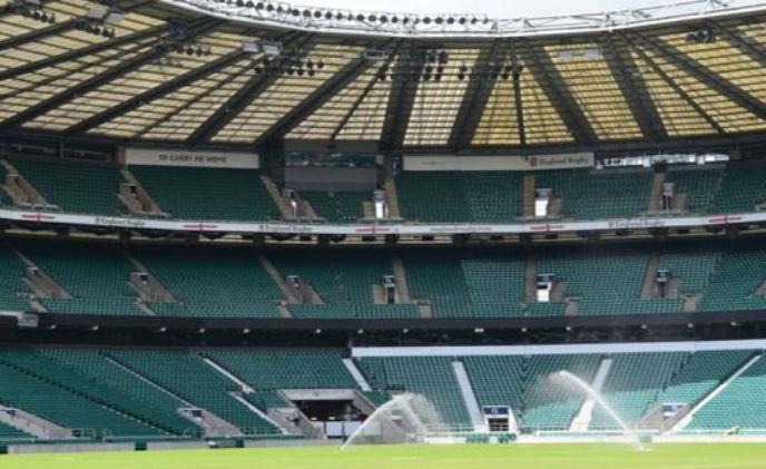 Axis Zipstream Technology Employed In Uk Stadium Stadium Twickenham Stadium England Rugby