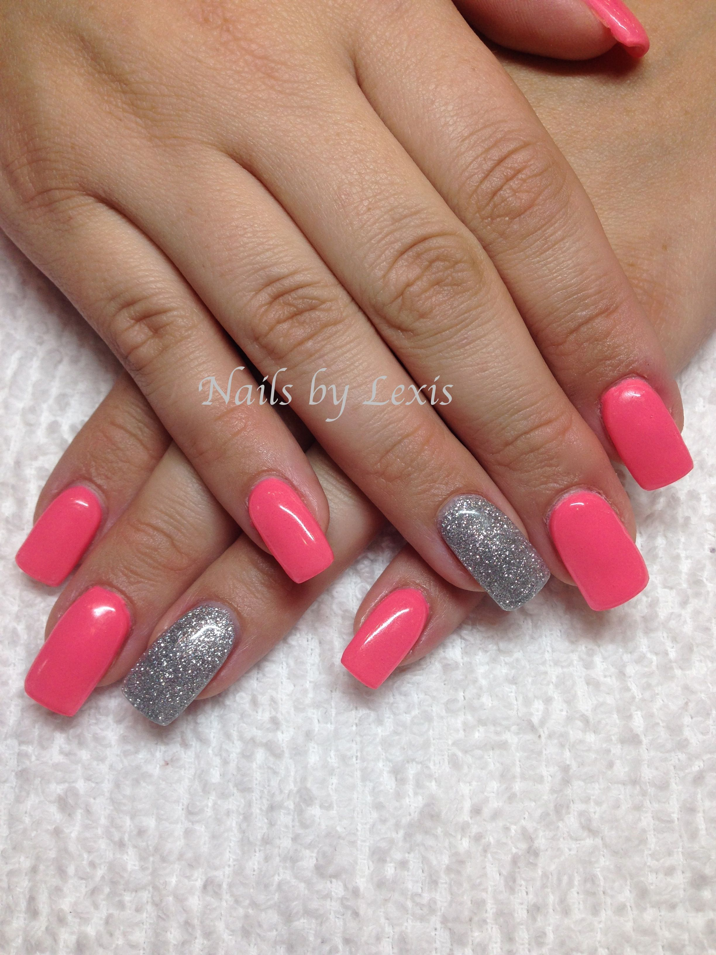 Fuzion Gel Nails by Lexis! | Nails | Pinterest
