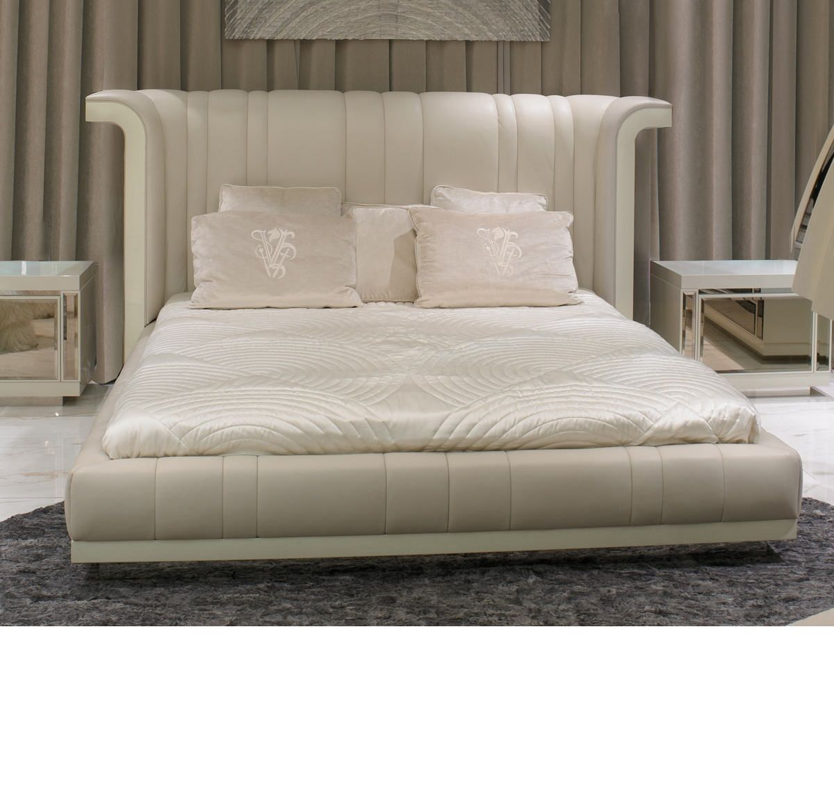 Luxury Bedroom Furniture Stores: InStyle-Decor.com Luxury Bedroom Interior Design