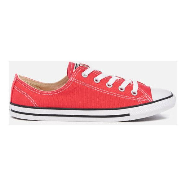 25aa6799f61c Converse Women s Chuck Taylor All Star Dainty Trainers - Ultra... (£32