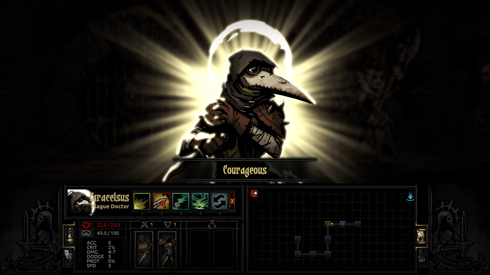 Stressed Out An Examination Of Mental Health In Darkest Dungeon