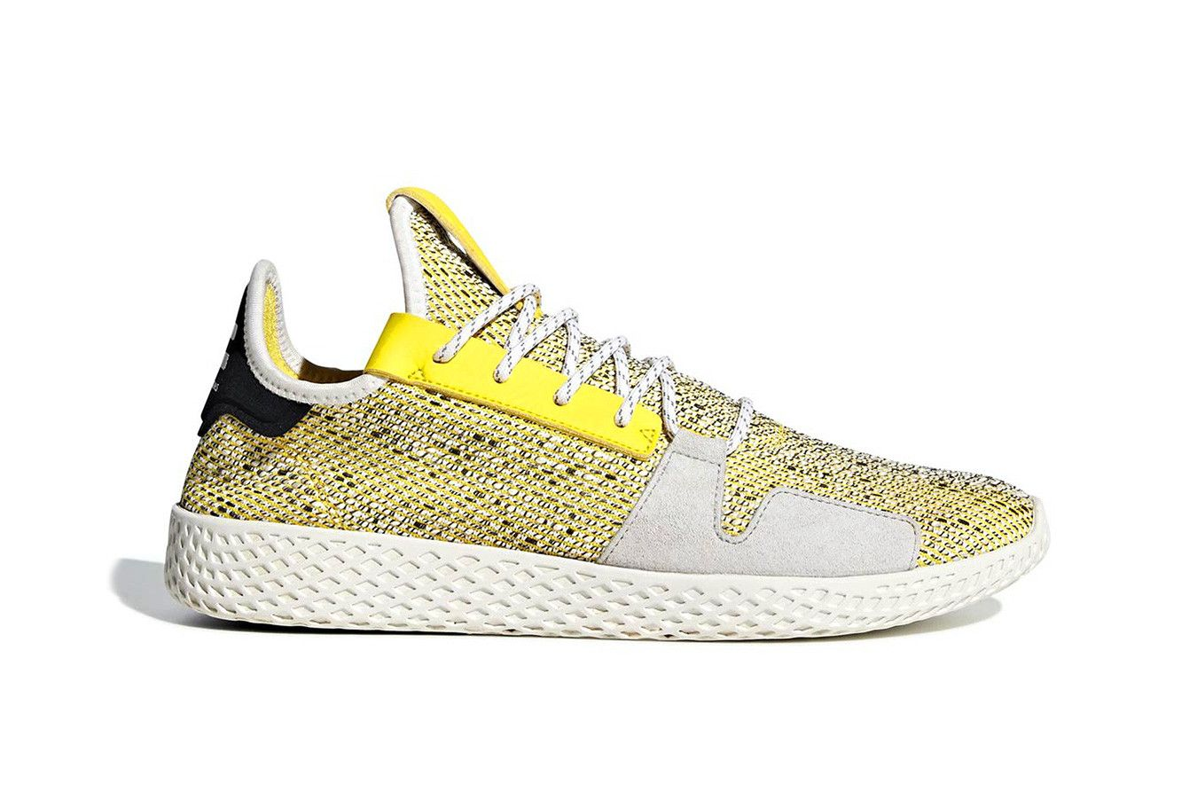 A First Look At The Pharrell X Adidas Tennis Hu V2 Adidas Tennis Pharrell Sneakers