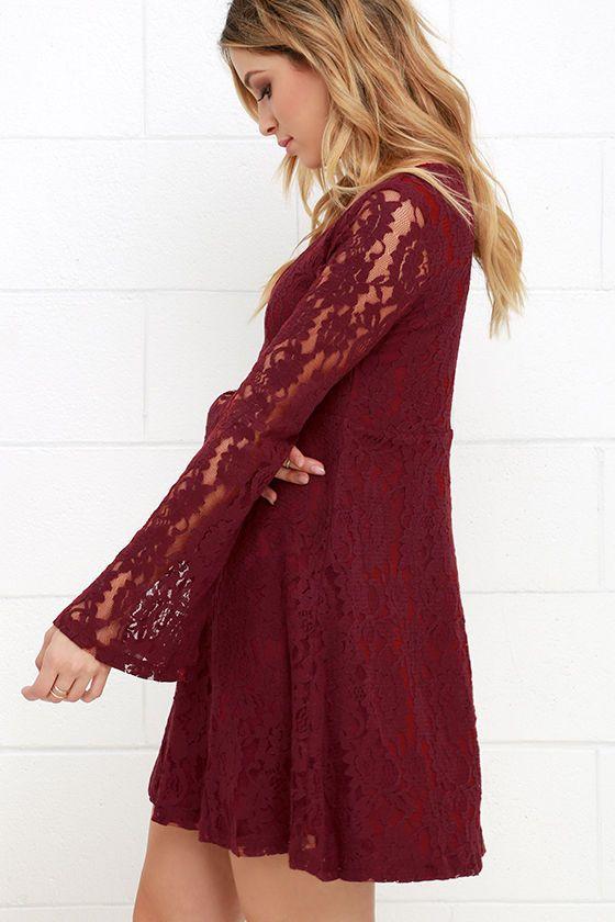 Others follow lace dress