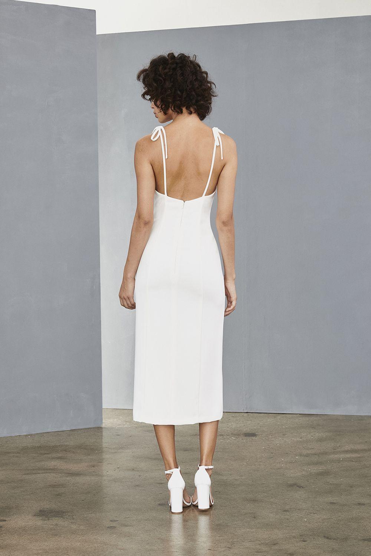 Pin On Amsale Little White Dress