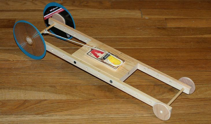 How to Build a Mouse Trap Car  DIY and Repair Guides ...