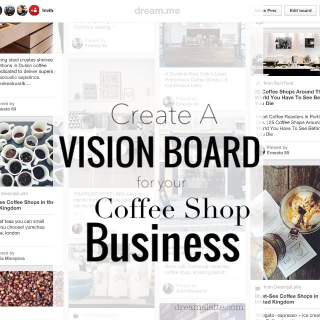 Business plan for coffee house