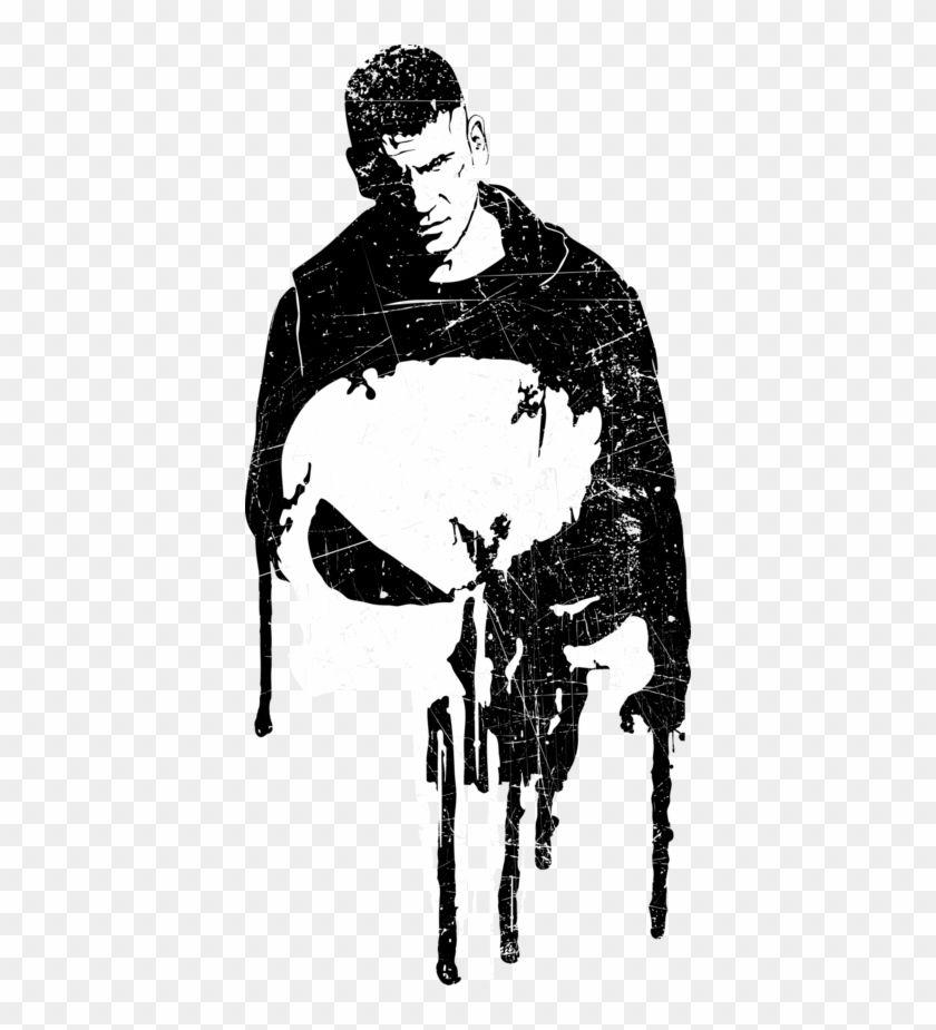 Find Hd The Punisher Fan Art Daredevil Season 2 Marvel Netflix Punisher Jon Bernthal Drawing Hd Png Download T Punisher Daredevil Season 2 Marvel Netflix