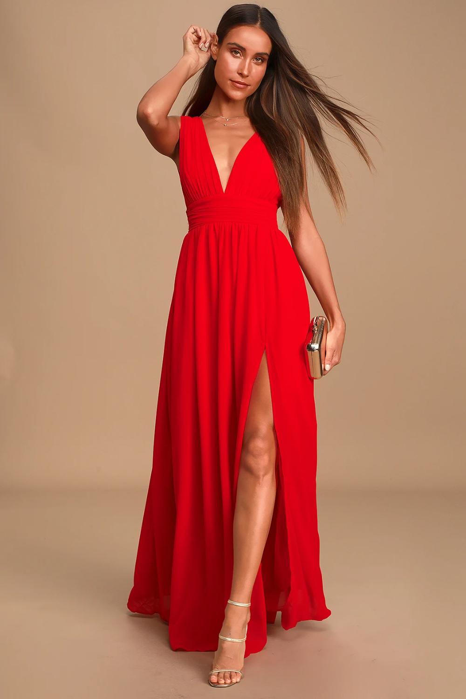 Heavenly Hues Red Maxi Dress In 2021 Red Dress Maxi Burgundy Maxi Dress Rose Maxi Dress [ 1500 x 1000 Pixel ]
