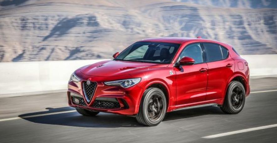 Resultado de imagen de Alfa Romeo Stelvio Quadrifoglio 2020