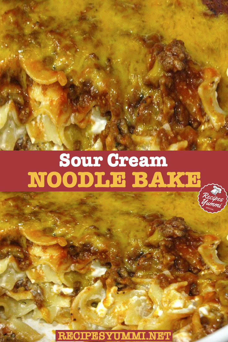 Sour Cream Noodle Bake #sourcreamnoodlebake Sour Cream Noodle Bake #recipes #recipeoftheday #recipesfordinner #recipeideas #recipeseasy #yummy #yummyfood #sourcream #noodlerecipes #sourcreamnoodlebake