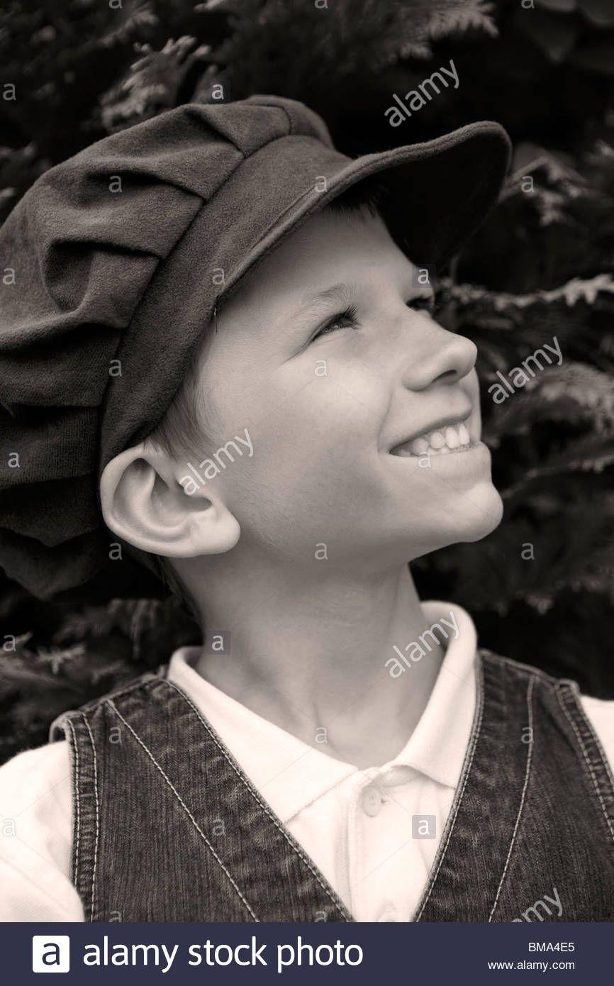 Victorian Boy Cap Boy Ghost Darkest Color Dark Colors Cowboy Hats Cowboy