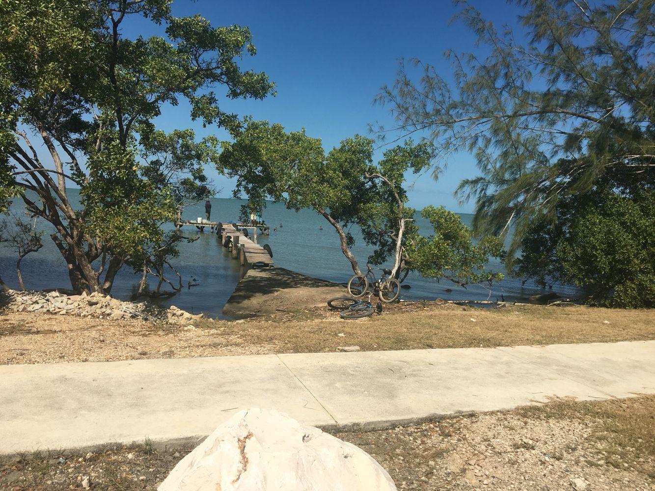 Belize Jan. 25