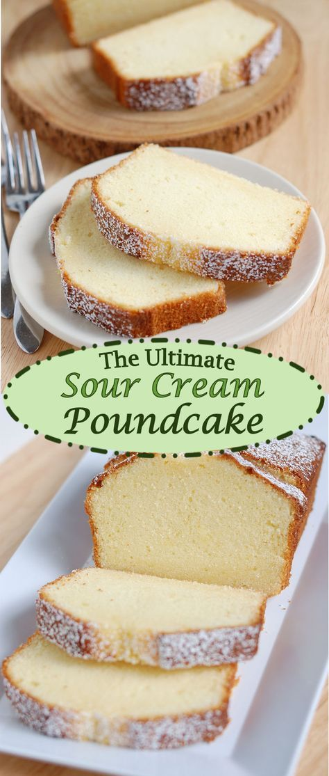 After Months Of Research And Testing I Created Pound Cake Perfection