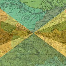 O primeiro atlas brasileiro (1868) | Brasiliana USP