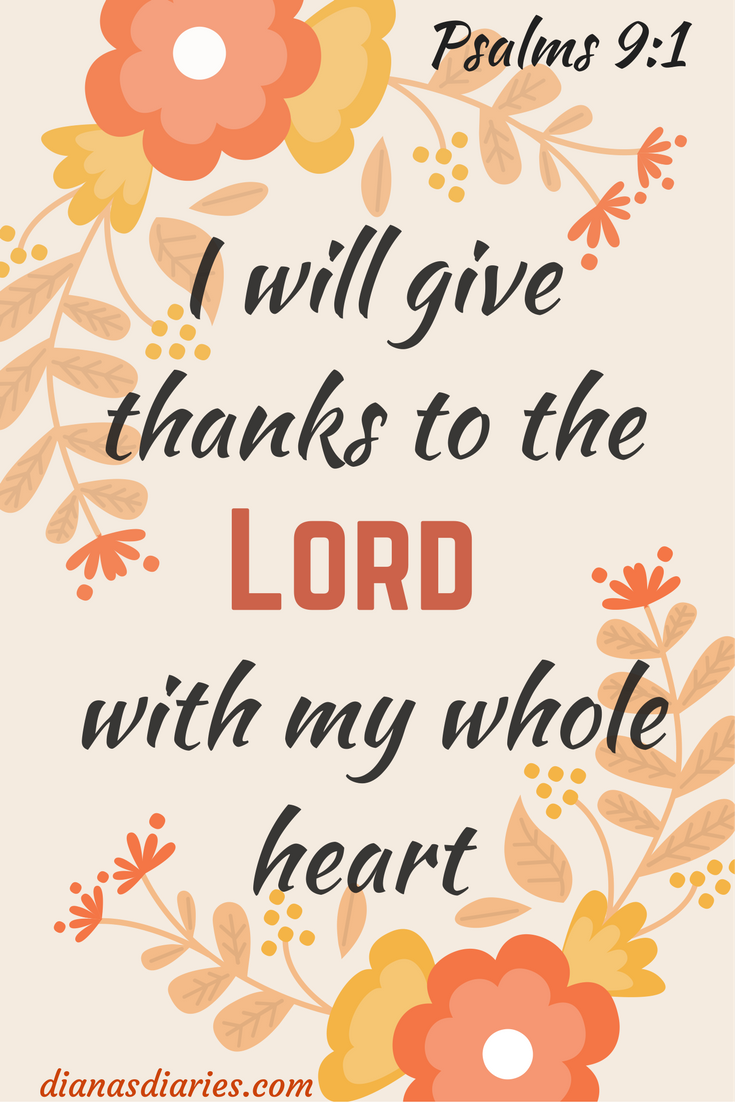 biblical characteristics of a thankful heart thankful