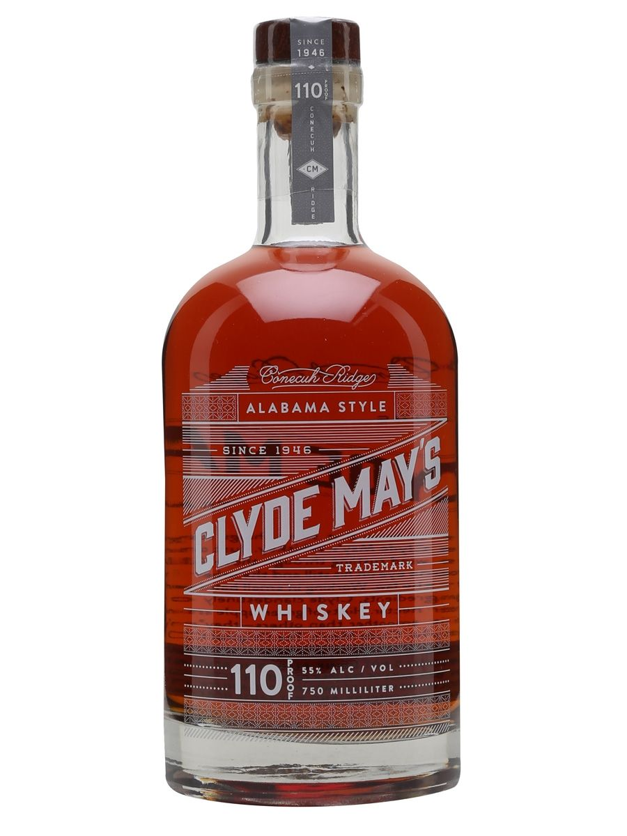 Clyde May S Special Reserve Whiskey The Whisky Exchange Whiskey Whisky Bar Bourbon