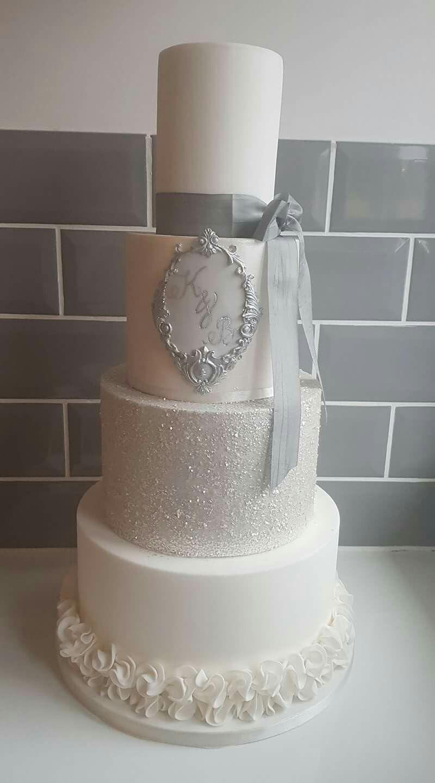 Pin By Karen D Franco Baltodano On Cake Ideas 50th Wedding