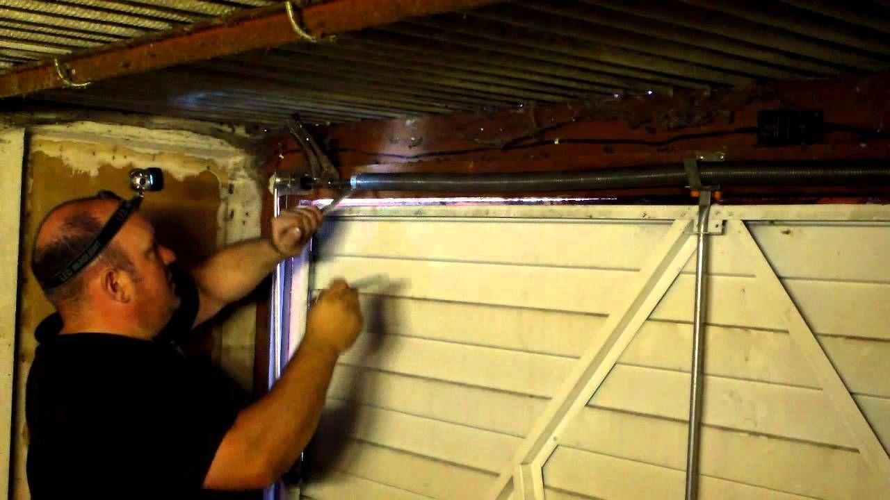 How To Adjust Garage Door Opener Sn Desigz