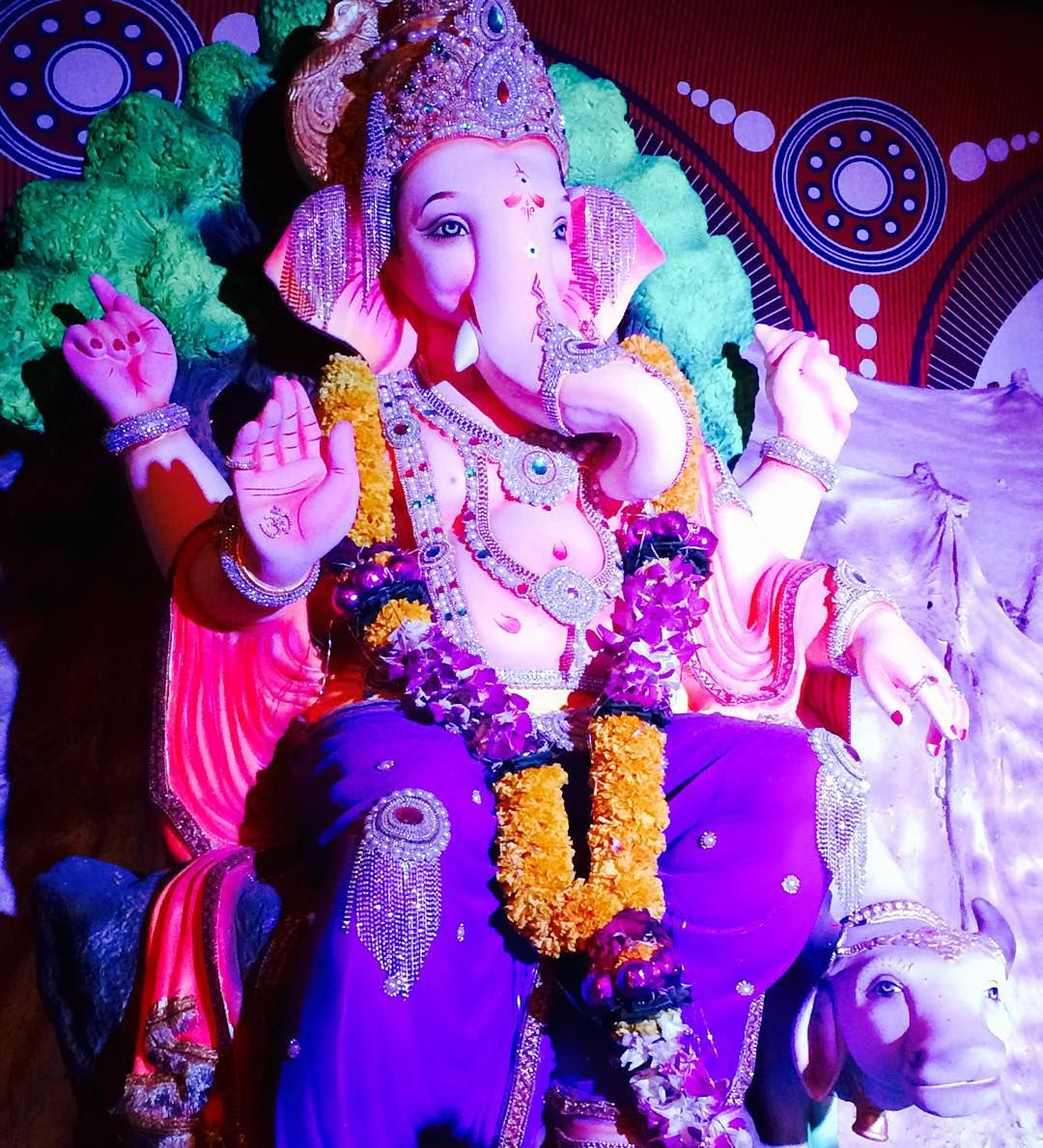 New pin for Ganpati Festival 2015 is created by by renz4989 with  #ganpatibappamorya #ganpati #ganpatibappa