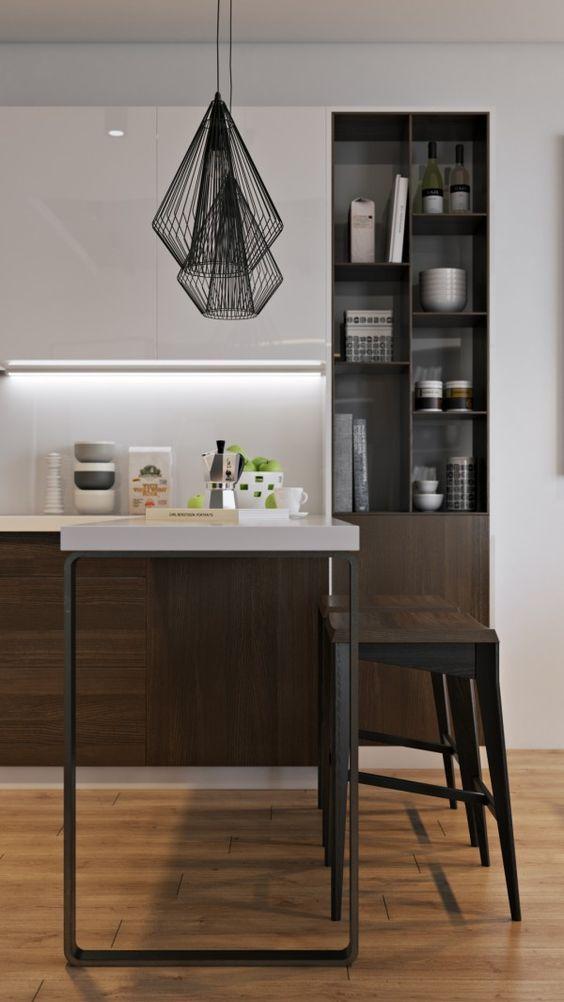 Cómo iluminar tu cocina | Detalles | Cocinas, Mesas de ... - photo#32